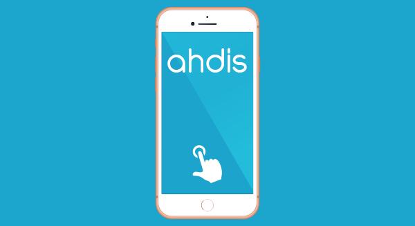 web responsive de ahdis
