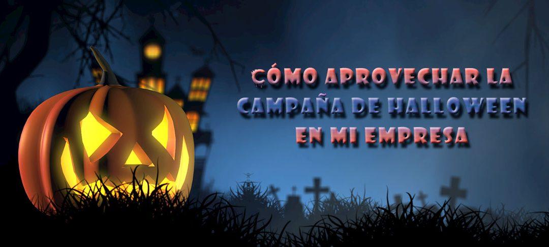 Campañas Halloween para empresas