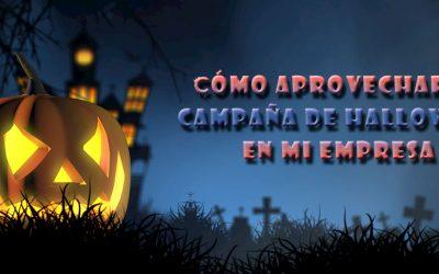 Cómo aprovechar la campaña de Halloween en mi empresa