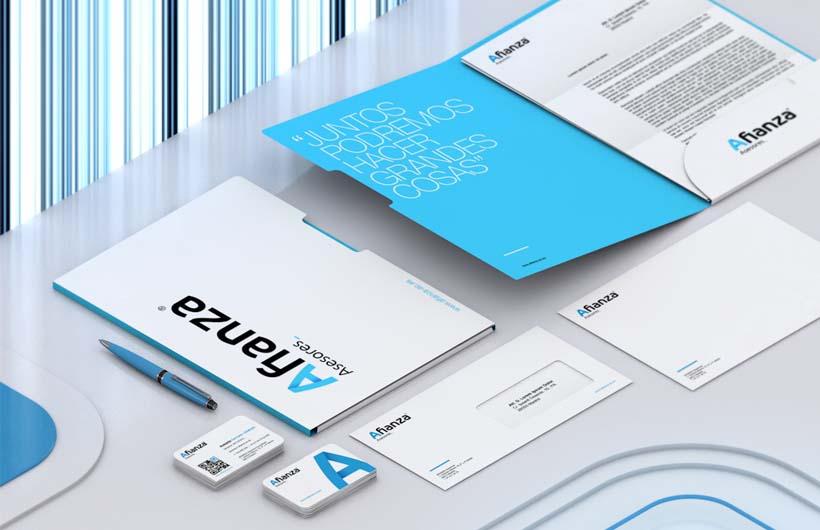 diseño branding de marca