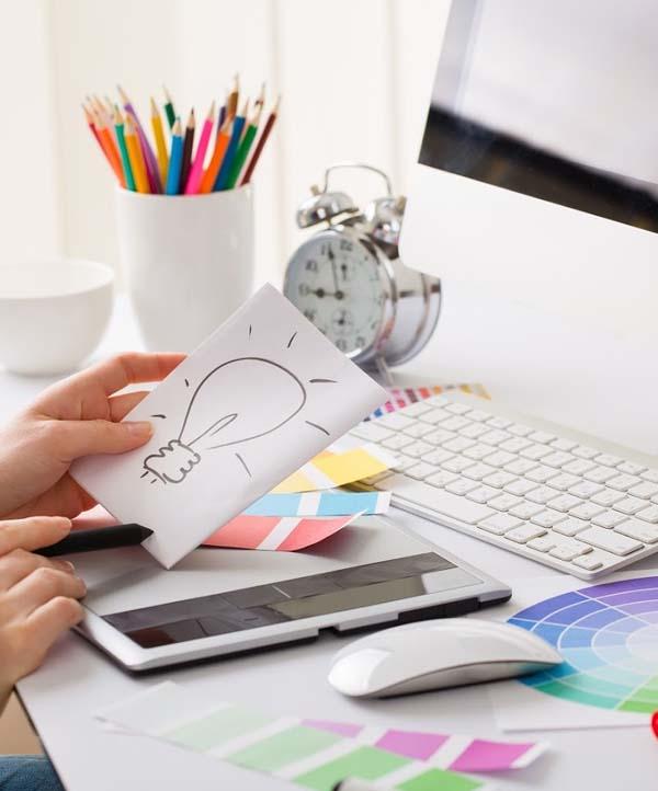 Aencia creativa especializada en el diseño grafico
