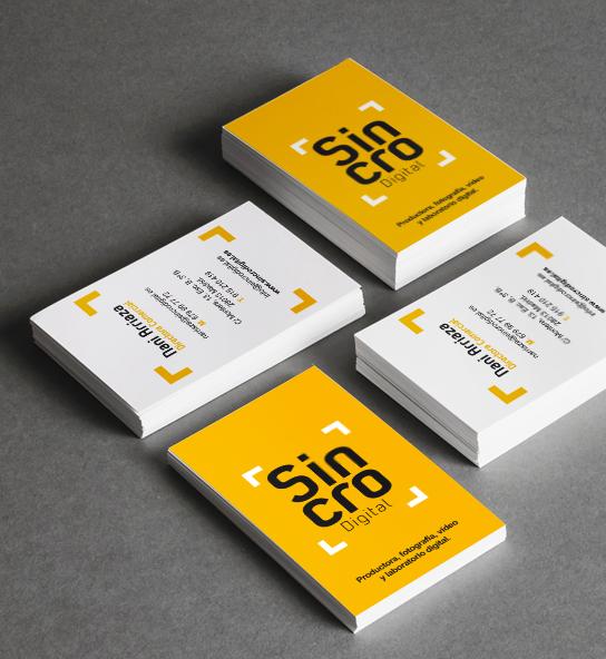 diseño tarjetas de visita madrid