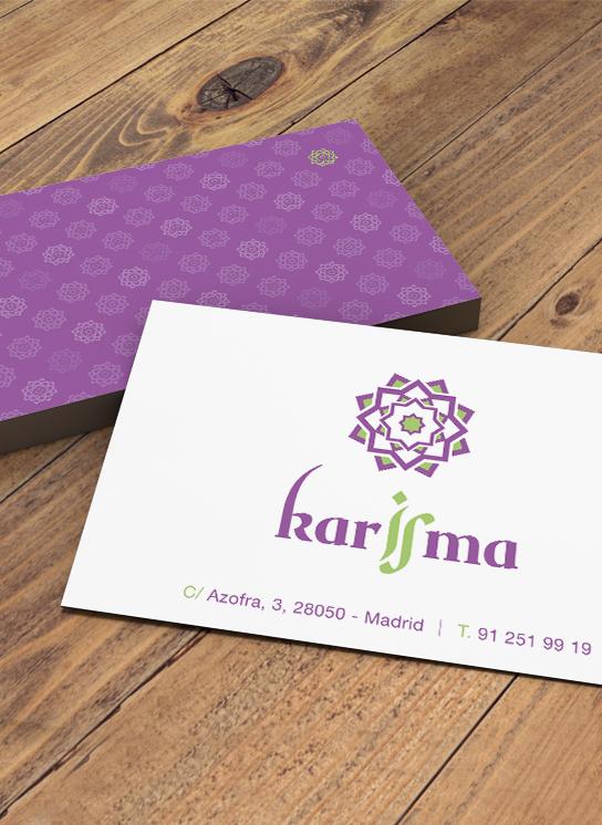 tarjeta de una empresa