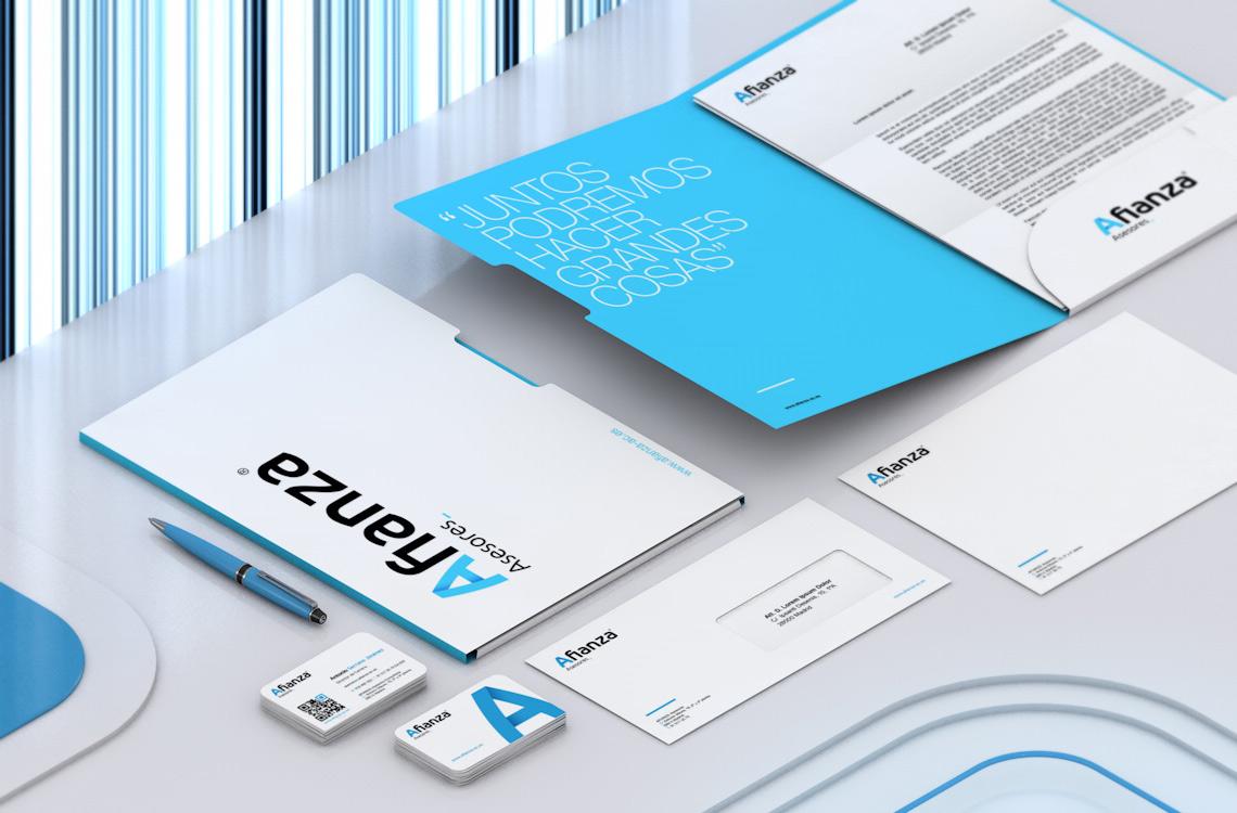 afianza asesores logotipo
