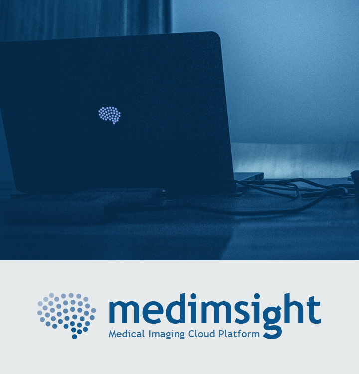 diseño logotipo medimsight