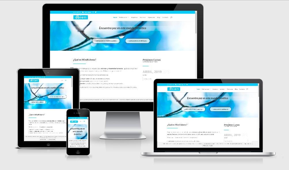 diseño web dbien
