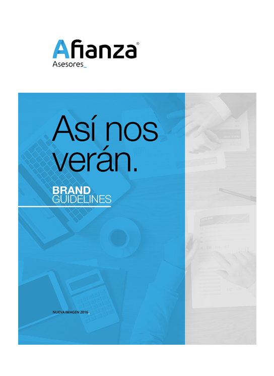 manual de identidad corporativa diseño grafico
