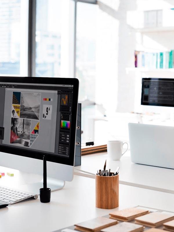 agencia de diseño grafico y publicidad madrid